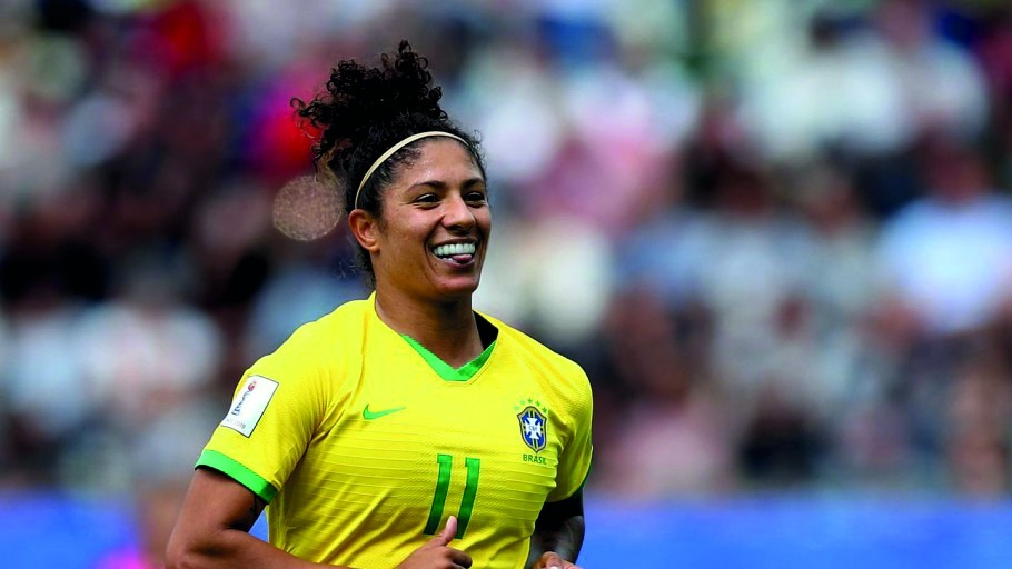 Cristiane supera CR7 em Copas do Mundo